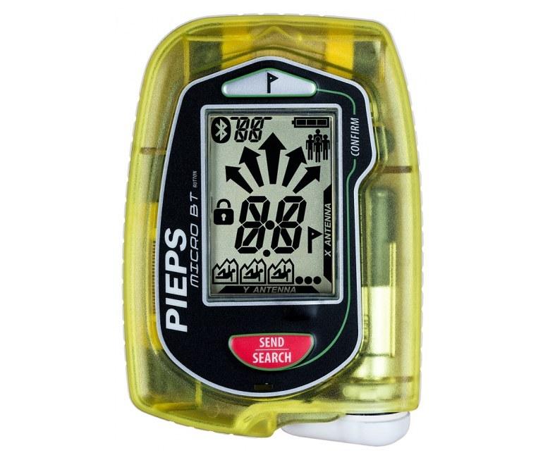 Купить Комплект (датчик, щуп, лопата) Pieps Set Micro Bt Button