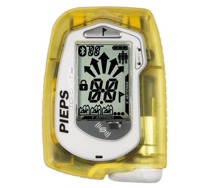 Купить Комплект (датчик, щуп, лопата) Pieps Set Micro Bt Sensor