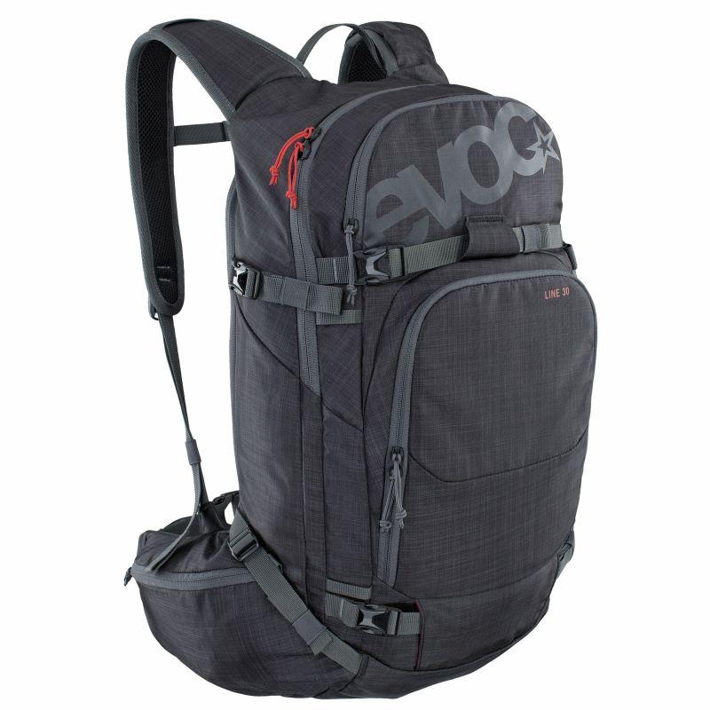 Рюкзак EVOC EVOC Line 30 серый 30Л