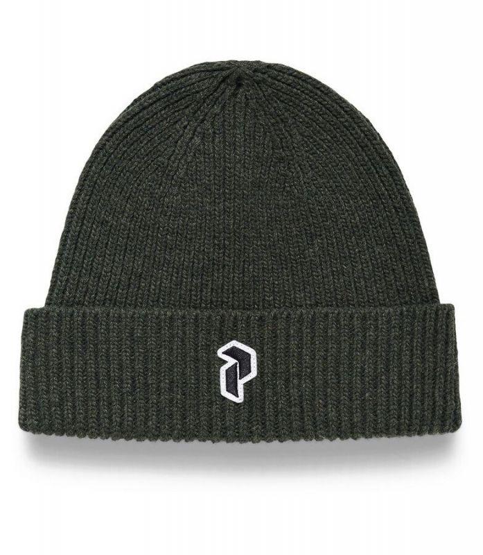 Шапка Peak Performance Peak Performance Army Hat зеленый ONE