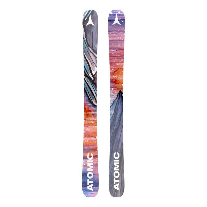 Купить Горные лыжи Atomic Bent CH Mini 153-163 + Colt 10