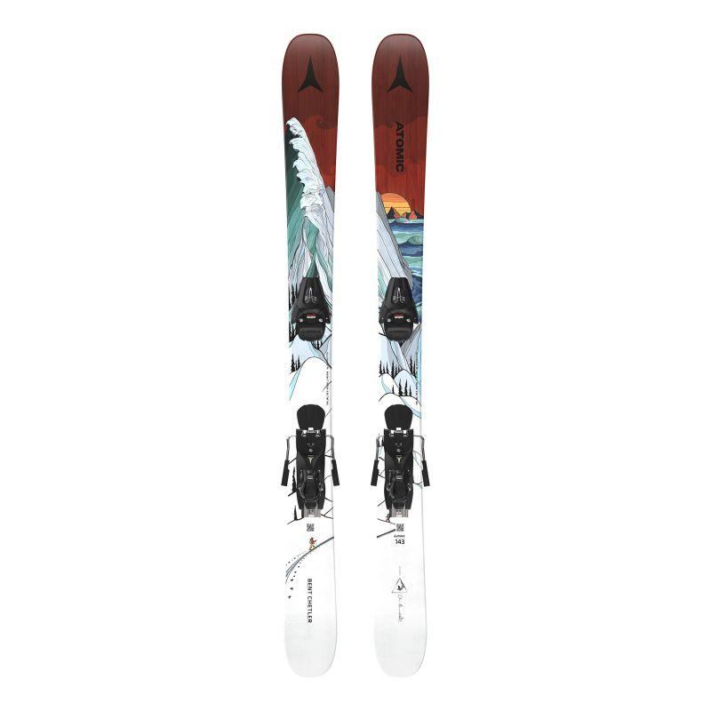 Купить Горные лыжи Atomic Bent CH MINI133-143 + Colt 7GW