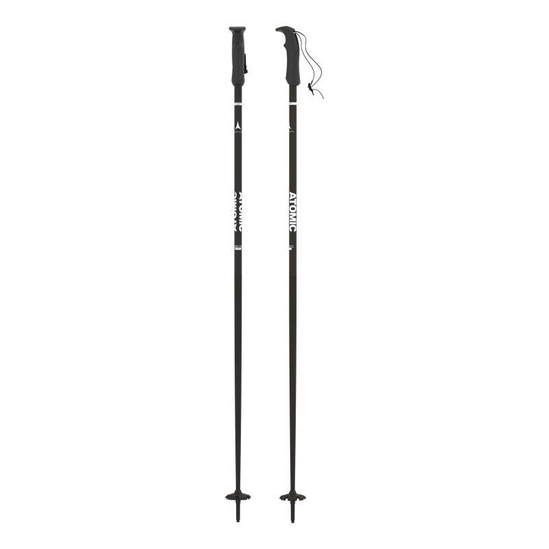 Горнолыжные палки Atomic Atomic AMT черный 135 палки для горных лыж fischer rc4 pro jr 2018 2019 80 black