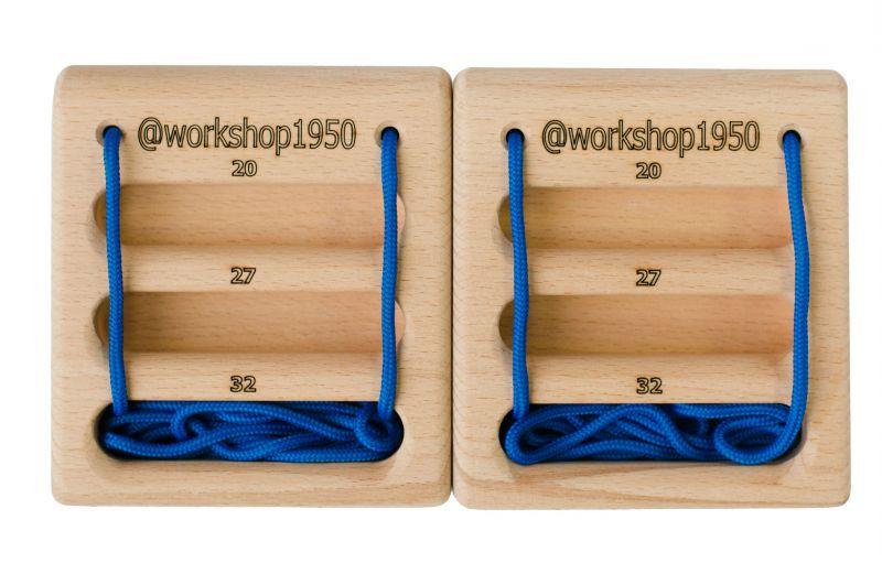 Фингерборд портативный Мастерская 19/50 Portable Fingerboard №1 130Х150ММ