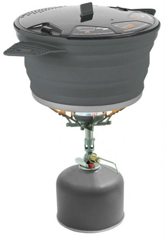 Купить Кастрюля SeatoSummit X-Pot 2.8 Liter складная