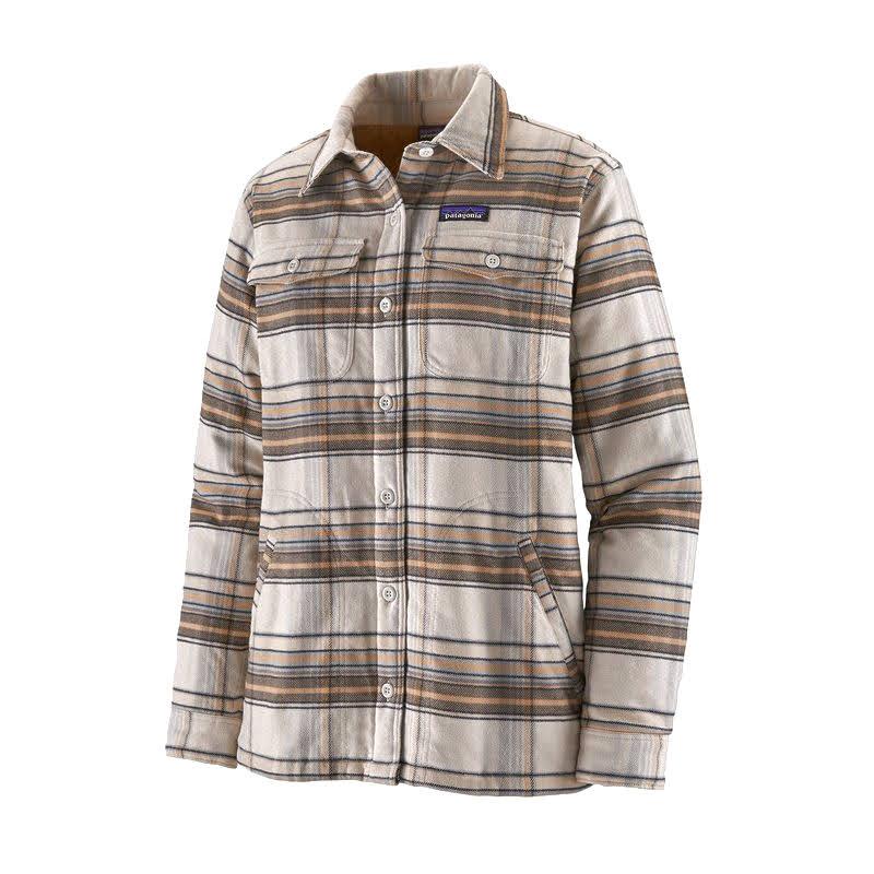 Купить Рубашка Patagonia Insulated Fjord Flannel женская