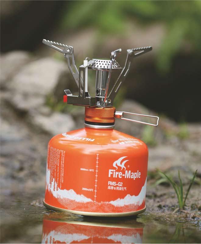 Купить Горелка газовая Fire-Maple Пьезо