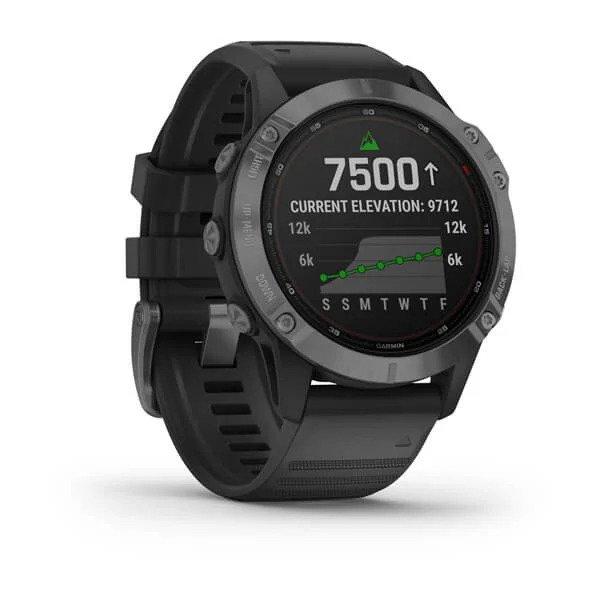 Купить Часы Garmin Fenix 6 Pro Solar