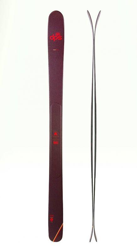 Горные лыжи DPS 100 C2 Pagoda Piste фиолетовый (20/21)