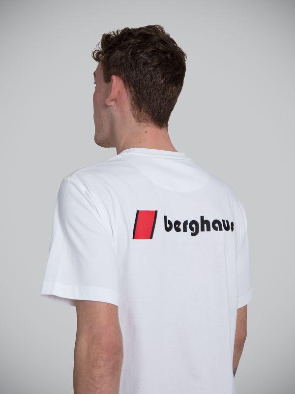 Купить Футболка Berghaus Unisex Heritage Front And Back Logo