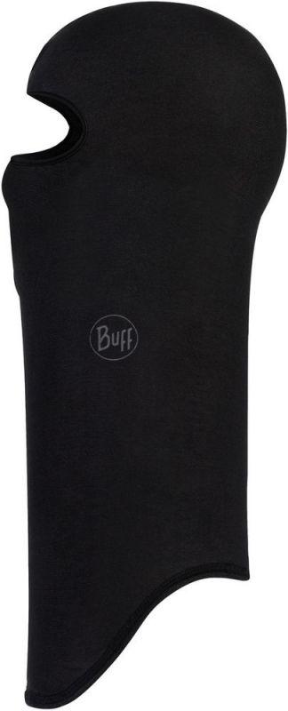 Балаклава BUFF Buff Microfiber Balaclava черный ONE