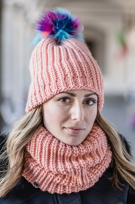 Купить Шапка Buff Knitted & Fleece Hat Grete