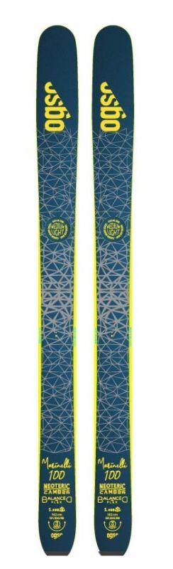 Купить Горные лыжи Ogso Marinelli 100