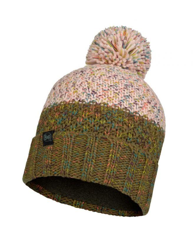Шапка BUFF Buff Knitted & Fleece Hat Janna ONE шапка buff buff bu023cmgxam4