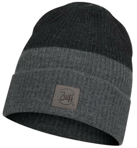 Шапка BUFF Buff Knitted Hat Yulia черный ONE шапка buff buff bu023cmgxam4