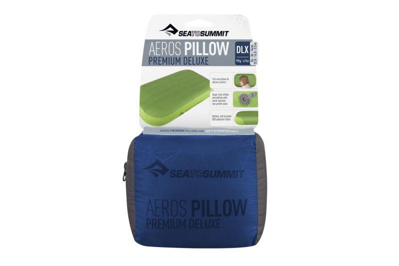 Купить Подушка надувная SeatoSummit Aeros Premium Pillow Deluxe