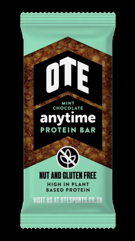 Купить Батончик злаковый протеиновый Ote Sports 55 гр