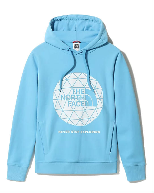 Толстовка The North Face W Geodome Hoodie - EU женская