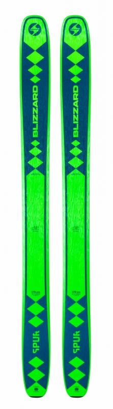 Горные лыжи Blizzard Blizzard Spur зеленый (20/21)