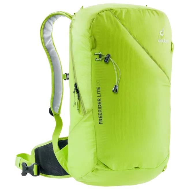 Рюкзак Deuter Deuter Freerider Lite 20 светло-зеленый 20Л