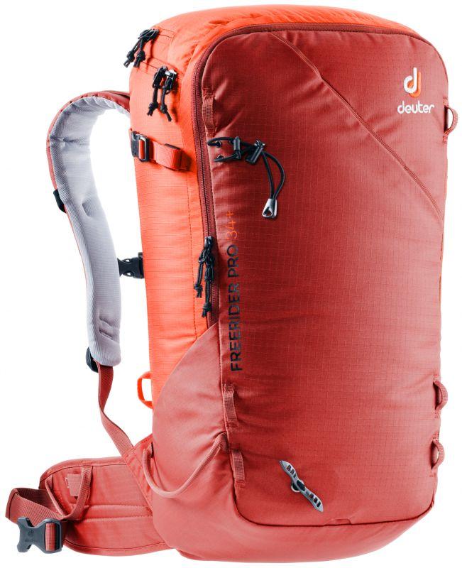 Рюкзак Deuter Deuter Freerider Pro 34+ красный 34+10Л