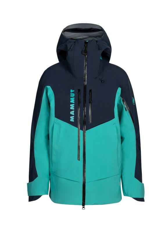 Купить Куртка Mammut La Liste Pro HS Hooded женская