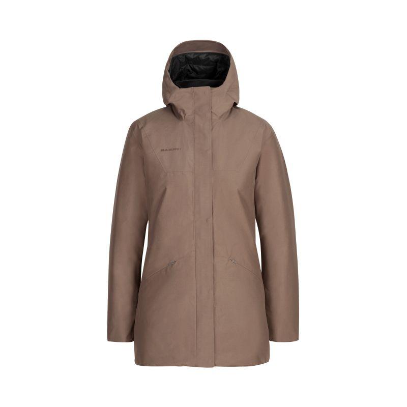 Купить Куртка Mammut Chamuera HS Thermo Hooded Parka женская