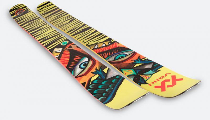 Купить Горные лыжи Volkl Revolt 121