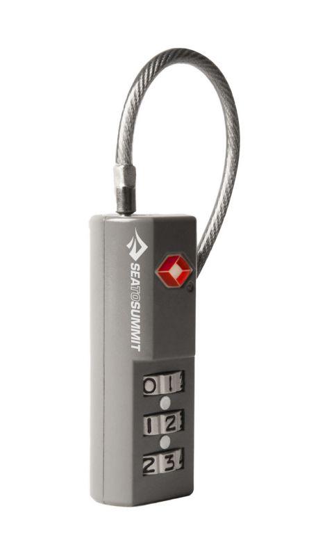 Купить Замок Seatosummit Tsa Travel Lock-Combo Cable