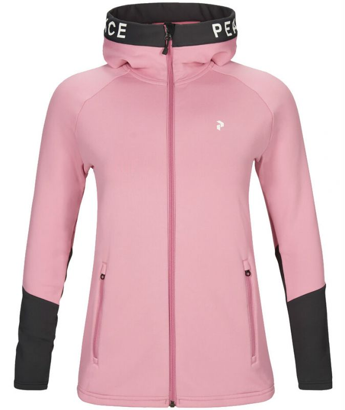 Купить Куртка Peak Performance Rider Zip Hood женская