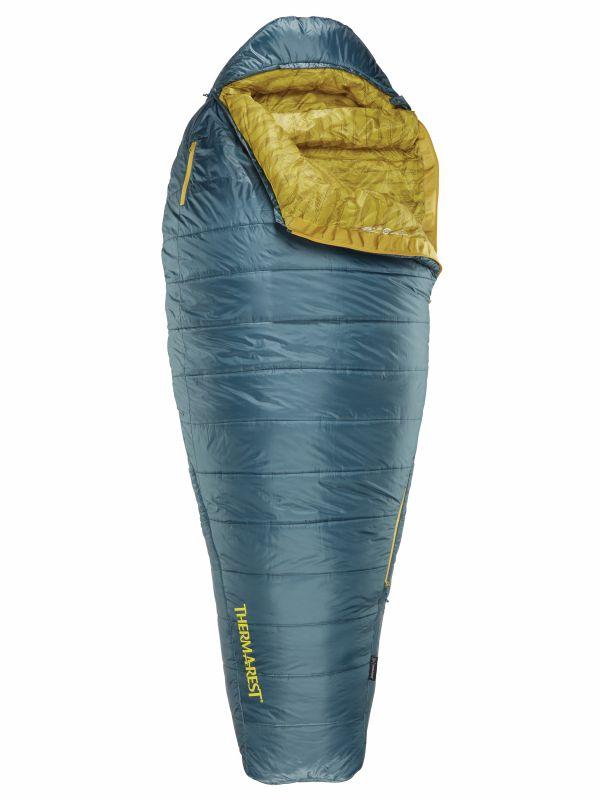 Спальник Therm-A-Rest Therm-a-Rest Saros 20F/-6C темно-синий SMALL