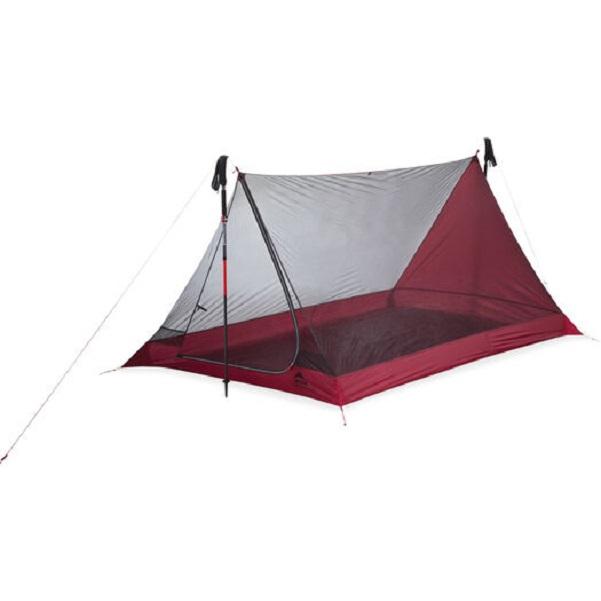 палатка msr elixir 3 Палатка из сетки MSR MSR Thru-Hiker Mesh House 3 красный 3/ХМЕСТНАЯ