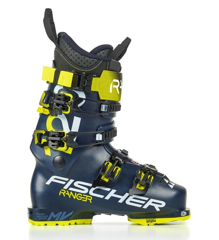 Купить Горнолыжные ботинки Fischer Ranger 120 Walk Dyn