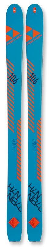 Купить Горные лыжи Fischer Hannibal 106 Carbon