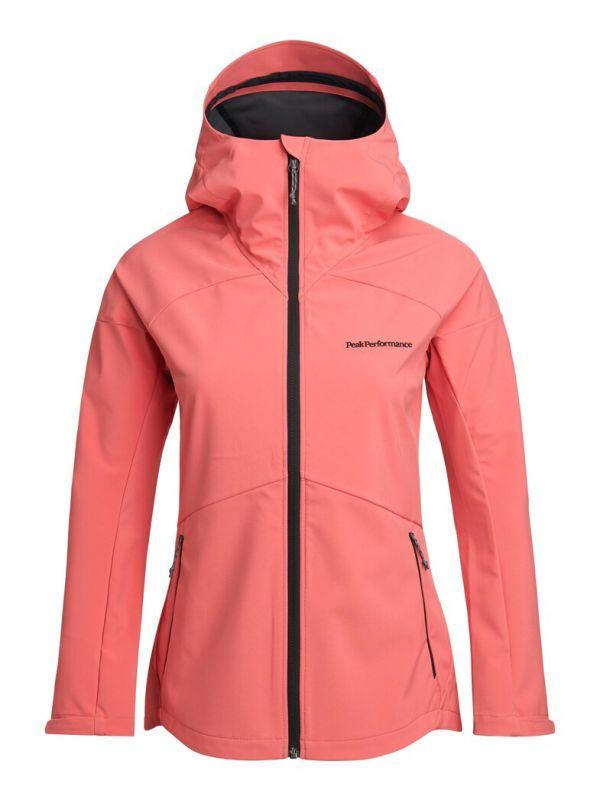 Купить Куртка Peak Performance W Adventure Hood женская