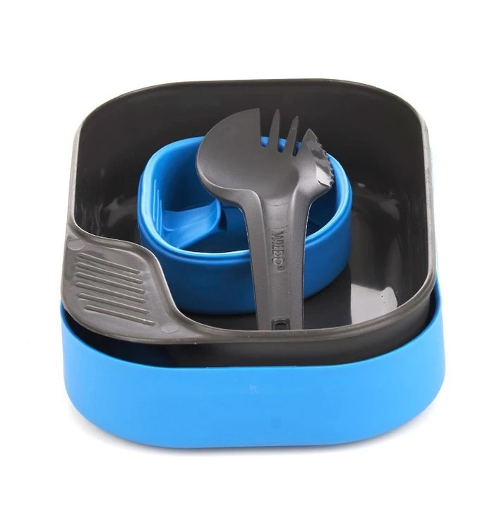 Купить Набор посуды портативный Wildo Camp-A-Box Light
