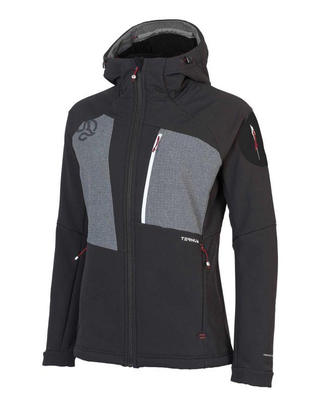 Купить Куртка Ternua Lekka Hard Hood женская