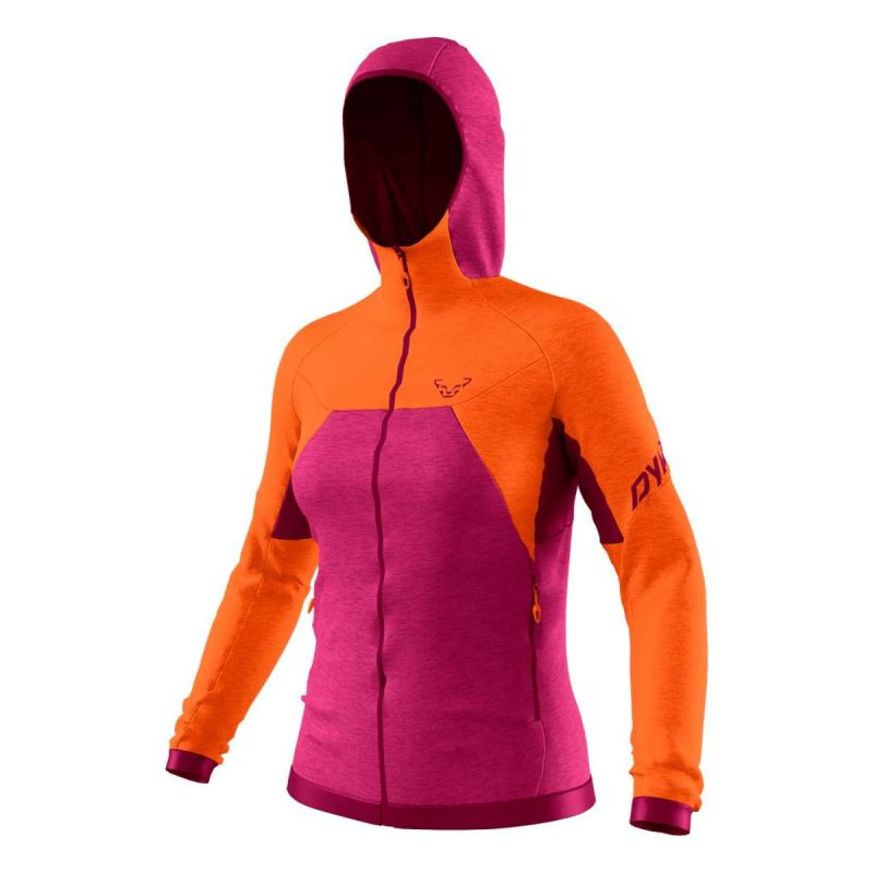 Купить Куртка Dynafit Tour Wool Thermal Hoody женская