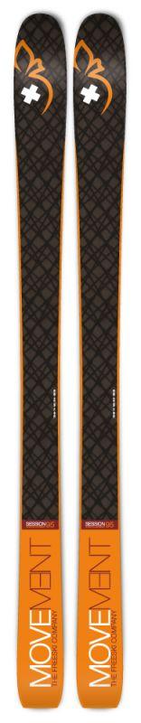 Купить Горные лыжи Movement Skis Session 95 Ski