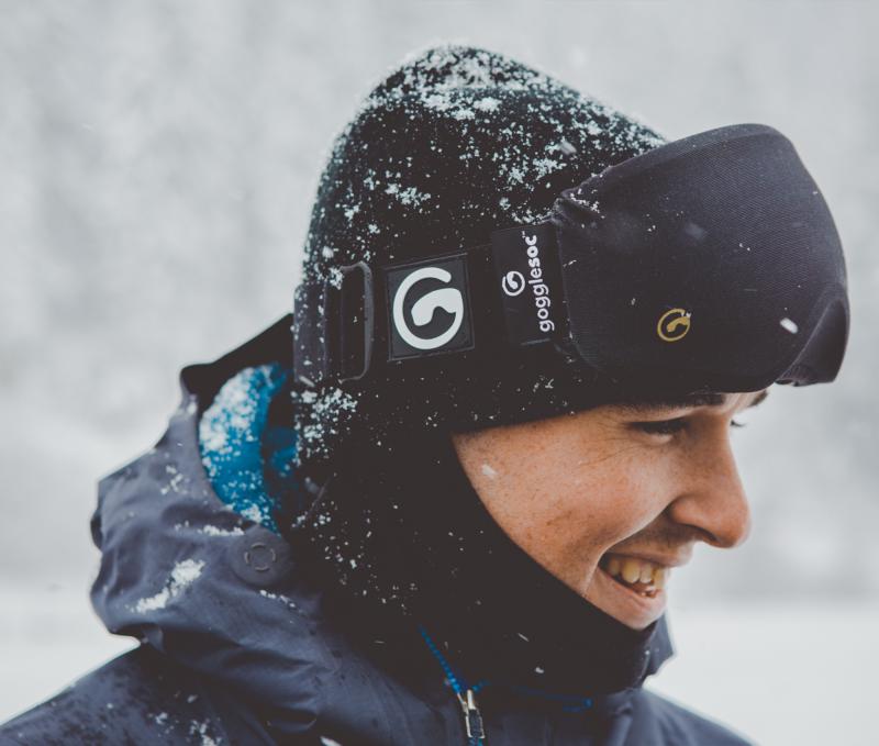 Купить Чехол для горнолыжной маски Gogglesoc Black Soc