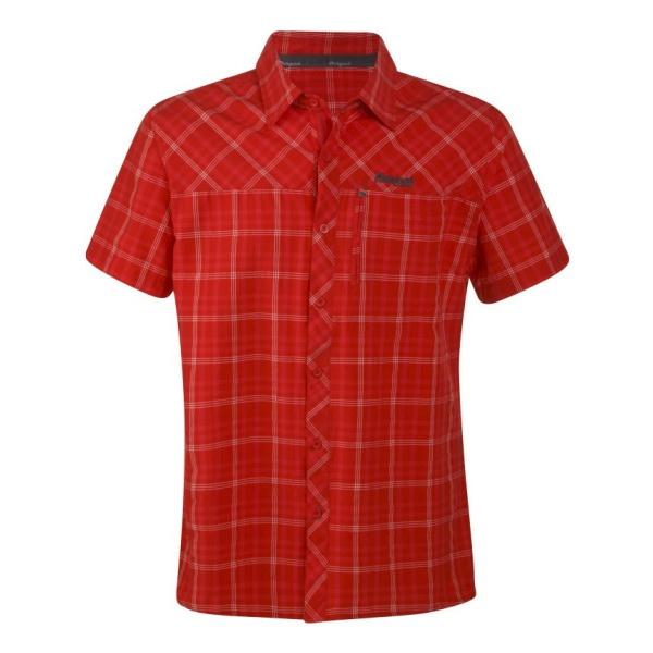 Рубашка Bergans Langli SS