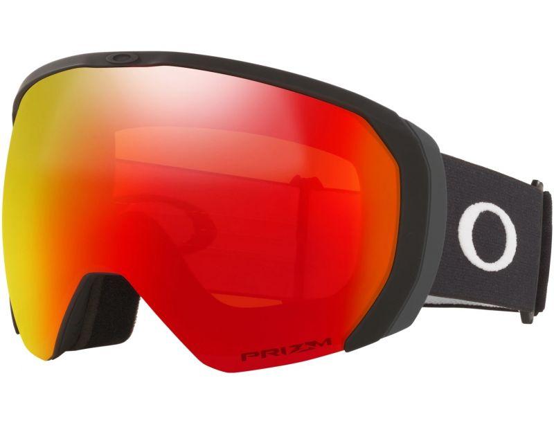 Горнолыжная маска Oakley Oakley Flight Path XL черный