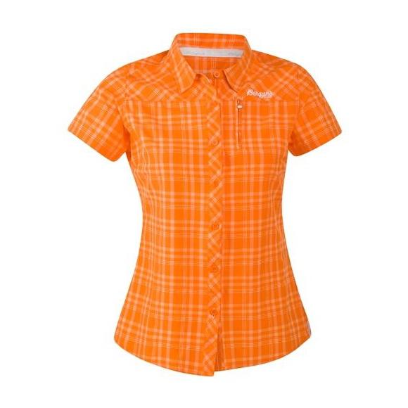 Рубашка Bergans Langli SS женская
