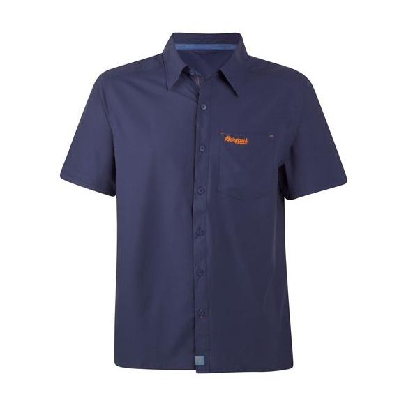 Рубашка Bergans Runde SS