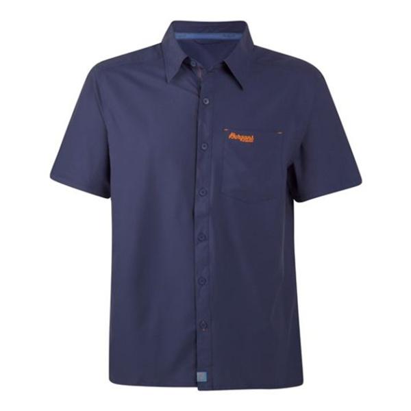 Рубашка Bergans Bergans Runde Ss шапка bergans bergans bris синий os