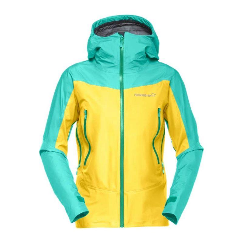 Купить Куртка Norrona Falketind Gore-Tex женская