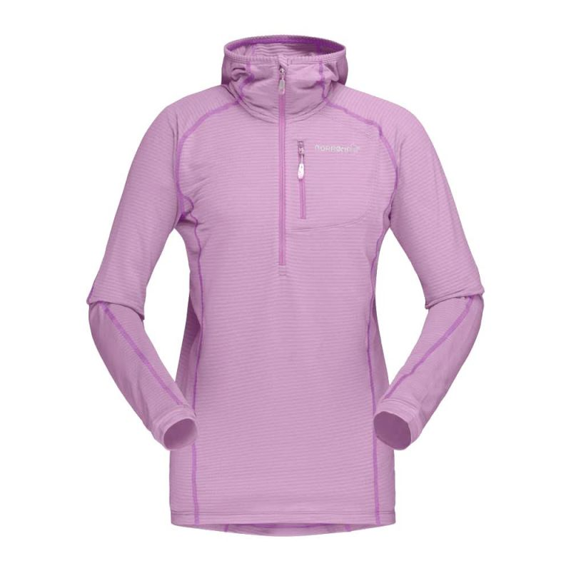 Купить Куртка Norrona Bitihorn Warm1 Stretch Hoodie женская