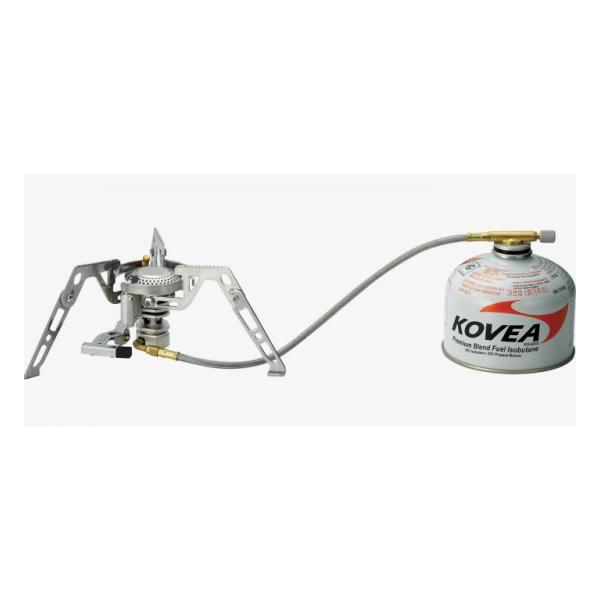 Купить Горелка газовая со шлангом Kovea Moonwalker Stove