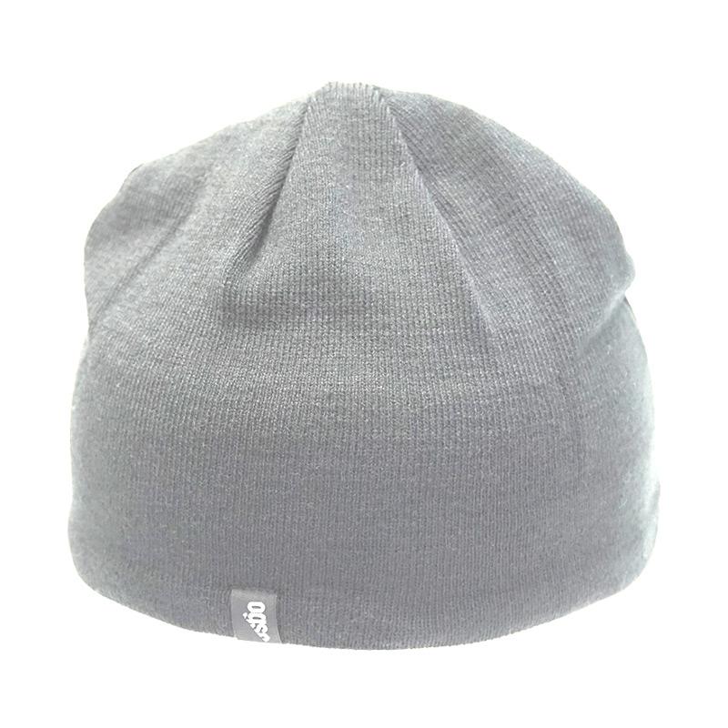 Шапка Ogso Ogso Gray Beanie светло-серый ONE