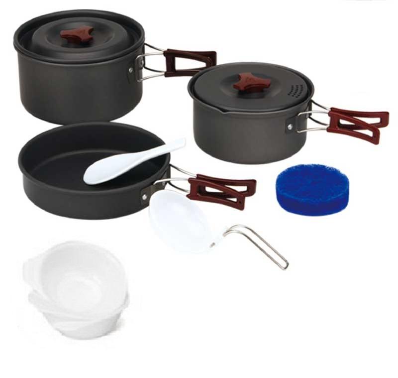 Купить Набор портативной посуды Fire-Maple на 2-3 человек